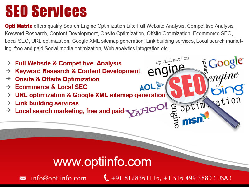 opti matrix solutions